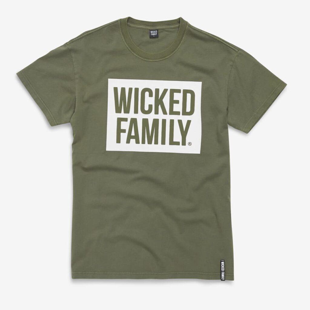 Wicked Family Tee