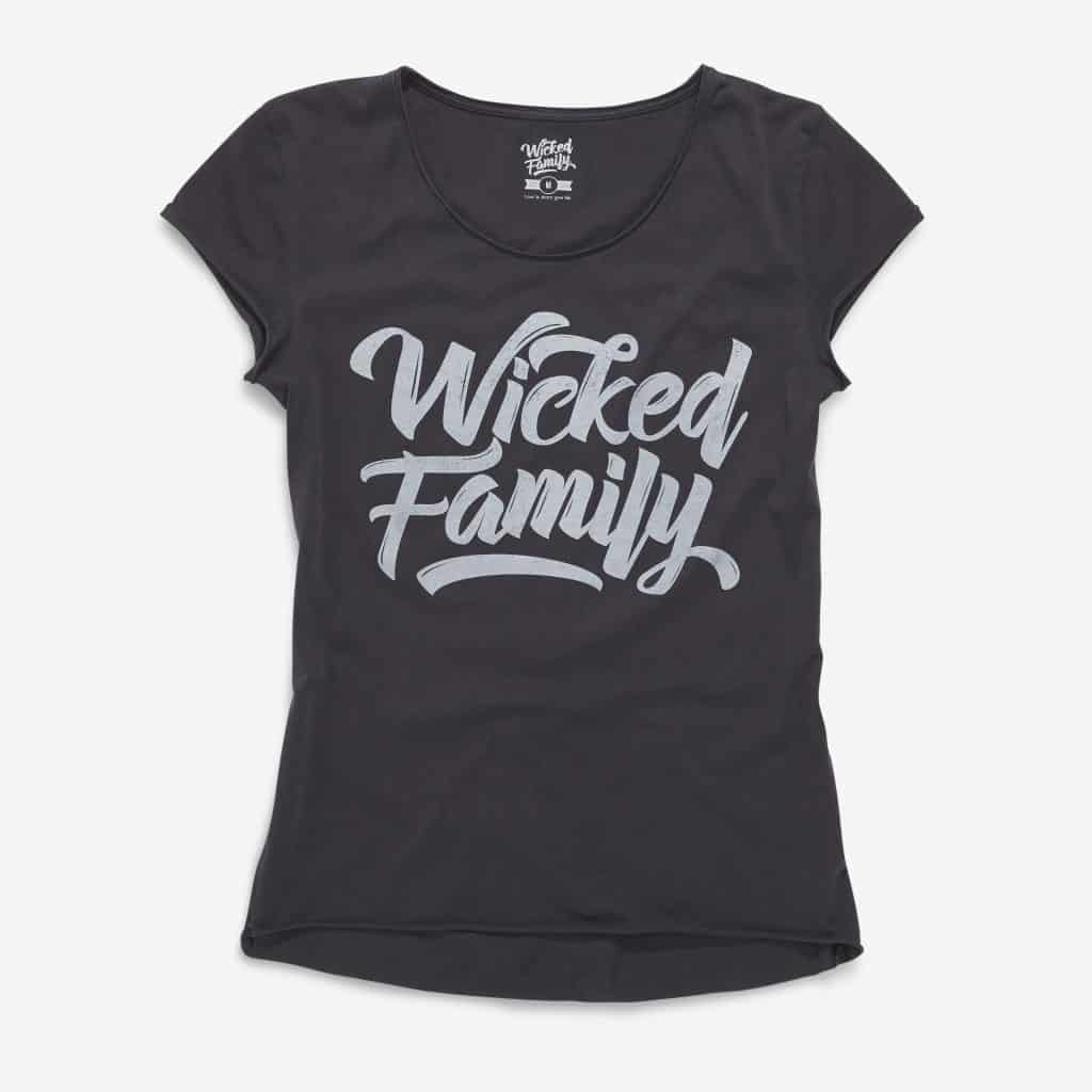 Wicked Family Top