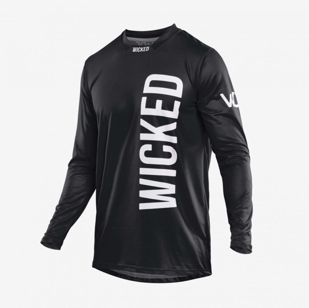Power MX jersey Black