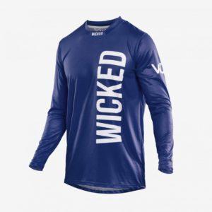 Power MX Jersey Blue
