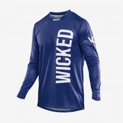 Power MX Jersey Blue