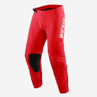 red mx pants