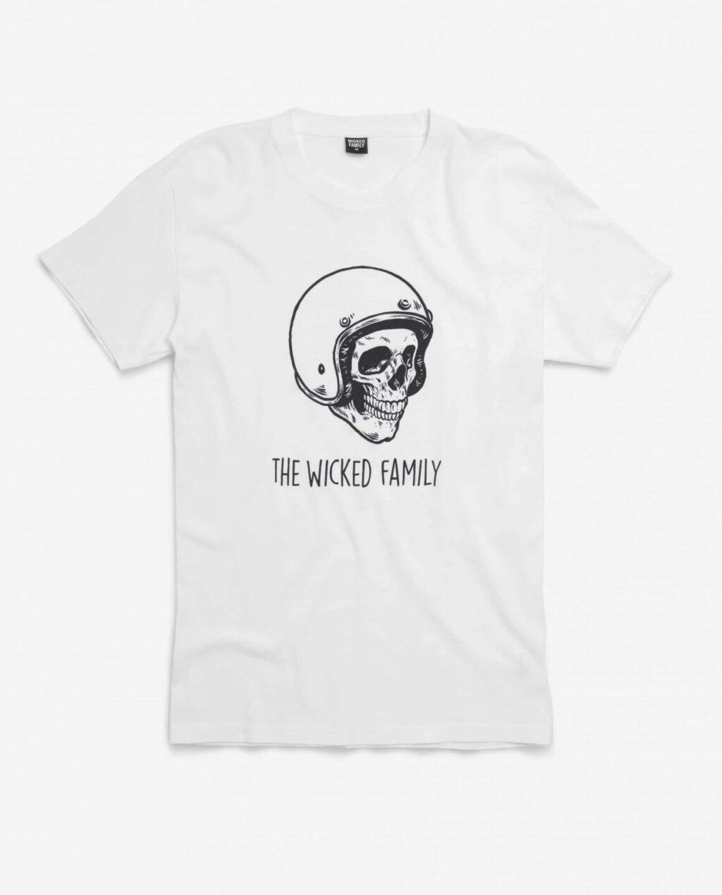 Scull T-shirts