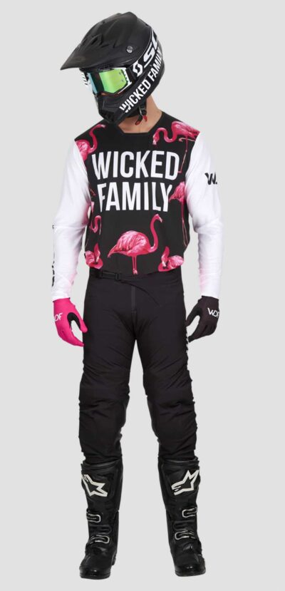 Flamingo MX Gear