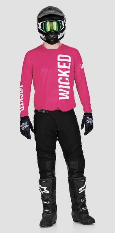 Wicked Family MX gear
