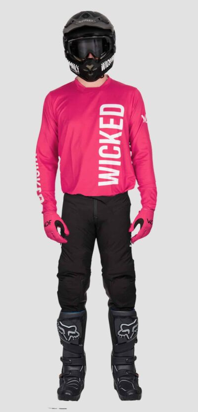 Power MX jersey