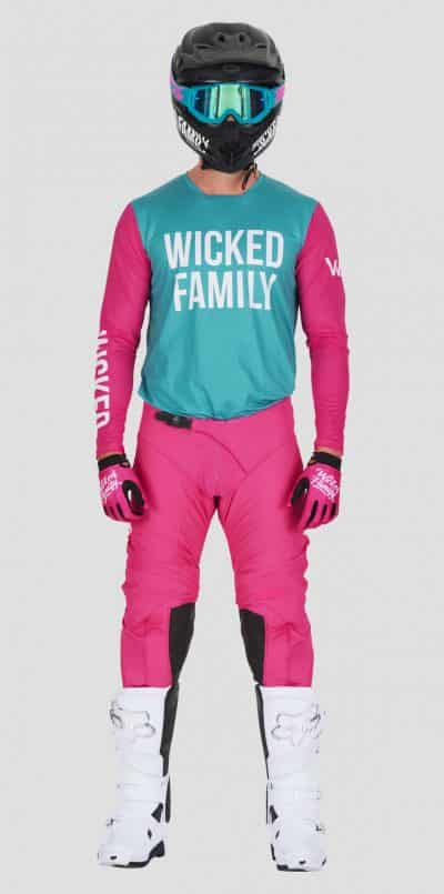 Wicked Family MX gear