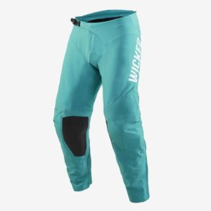 Wicked Family MX Pants Peacock Blue