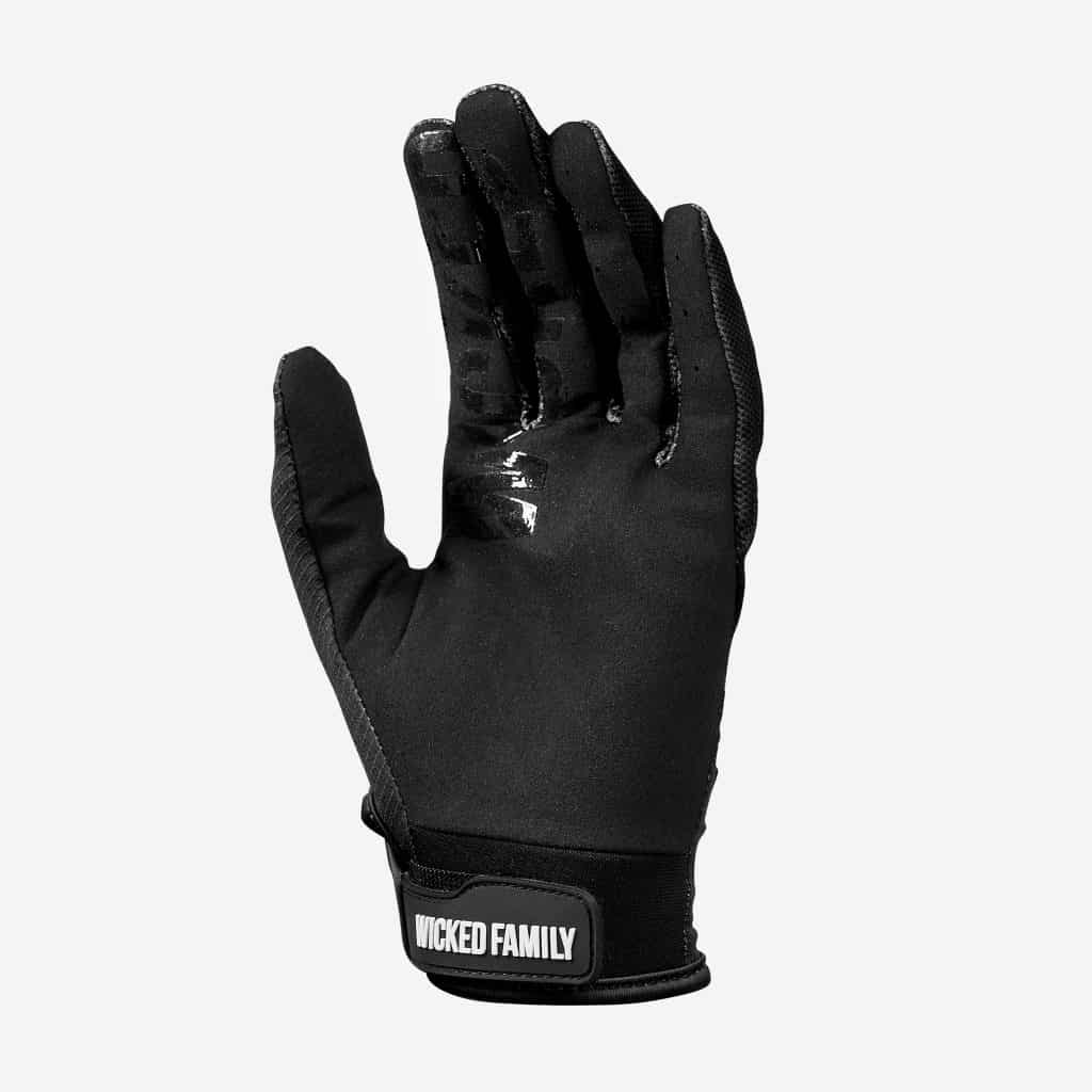Tempo Glove Black, MX Gear