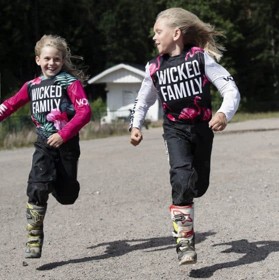 Wicked kids
