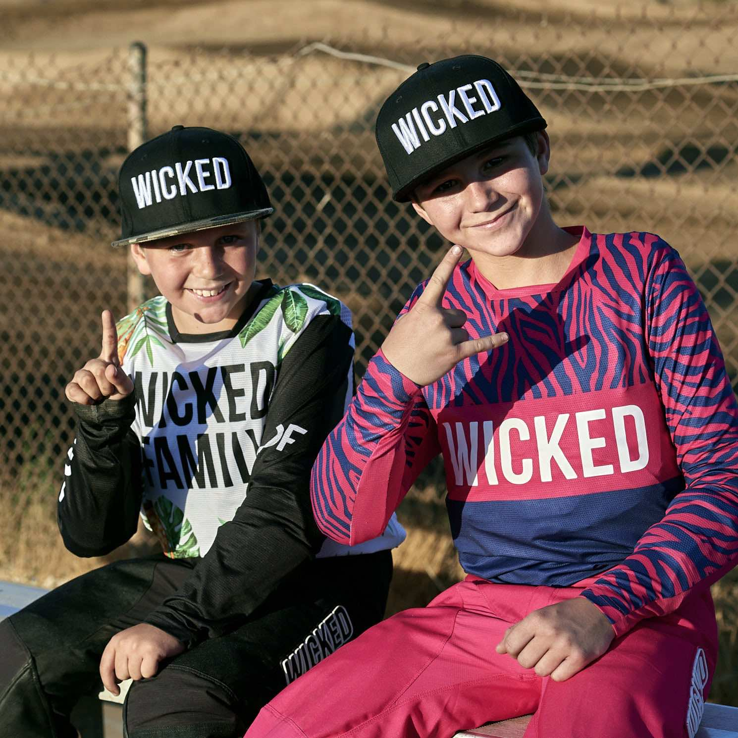 Wicked MX kids