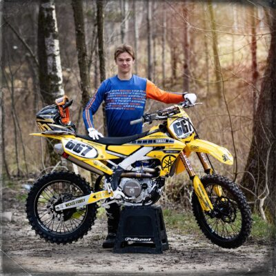 MX Gear Anton Norstrom