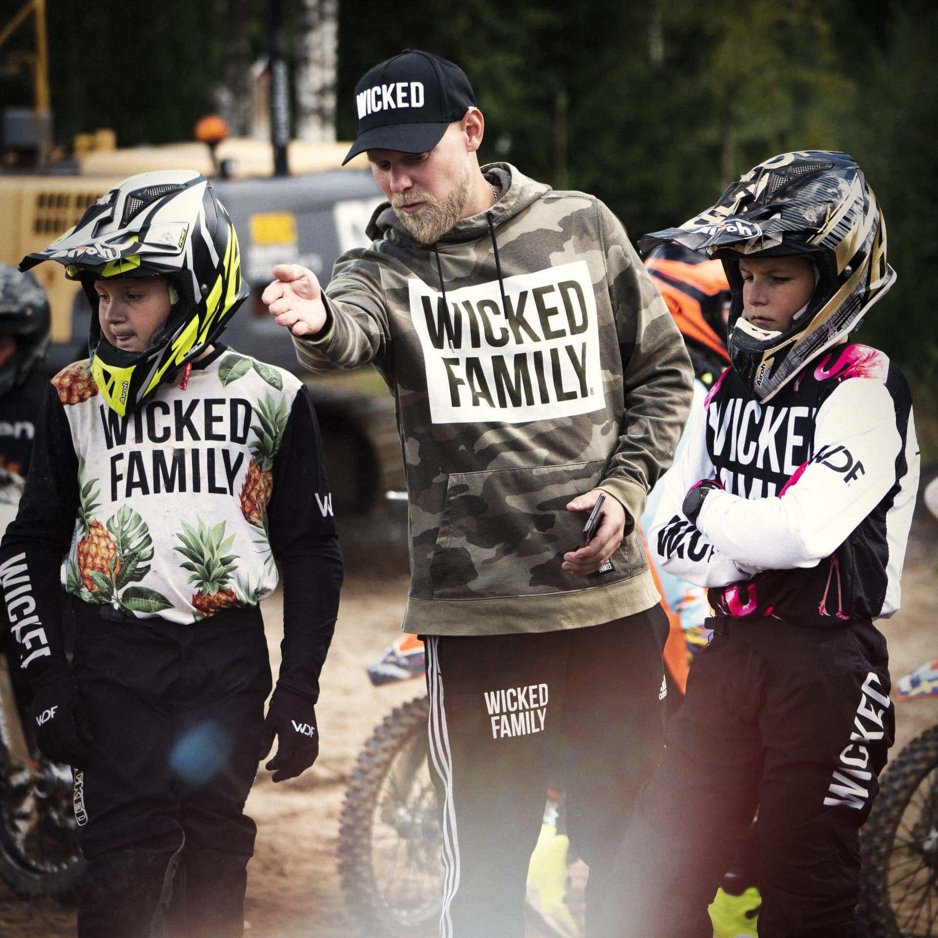 MX Race Kids