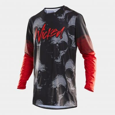 Scull Jersey