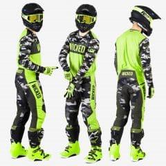 Camo mx gear
