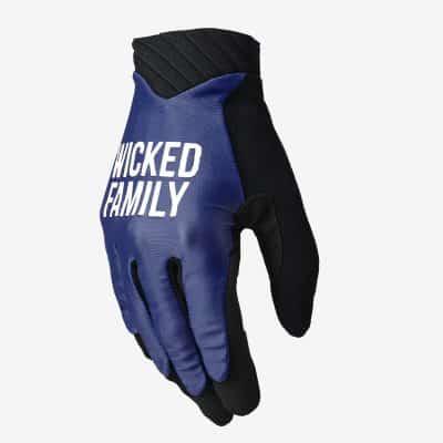Push Glove Blue