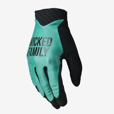 Push Glove Teal